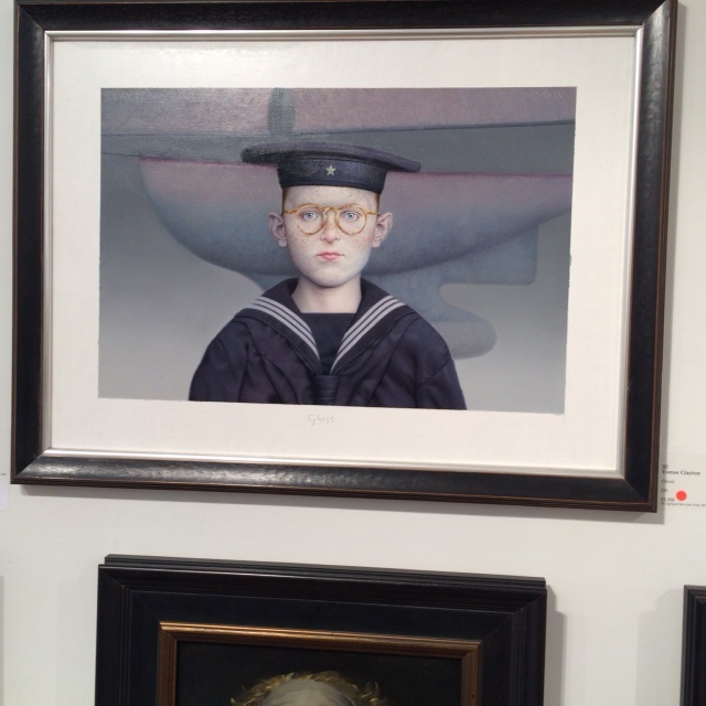 Royal Portrait Society's Annual Exhibition 2015